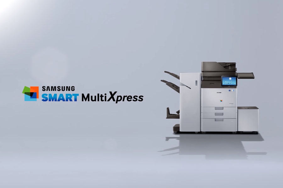 Samsung MultiXpress X7600