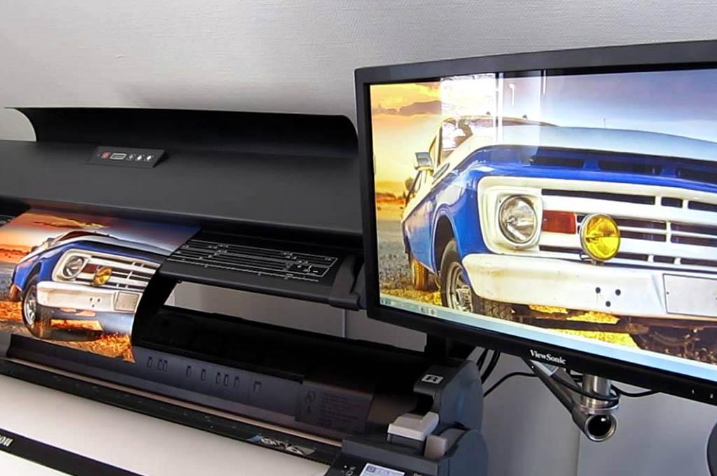 Stampare, fotocopiare e scansionare in A1/A0