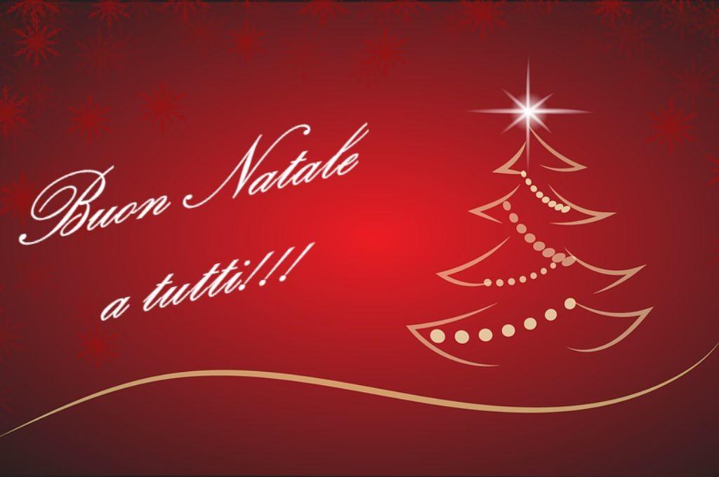 Buon Natale Tutti.Auguroni A Tutti Di Buon Natale Multicopy
