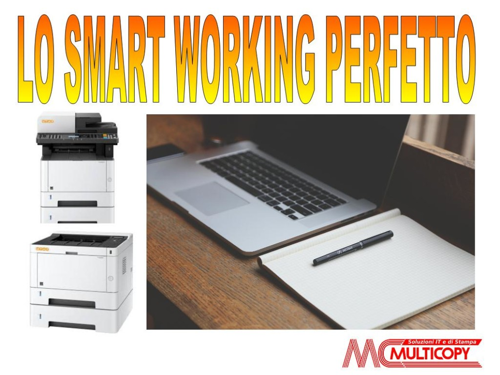 LO SMART WORKING PERFETTO