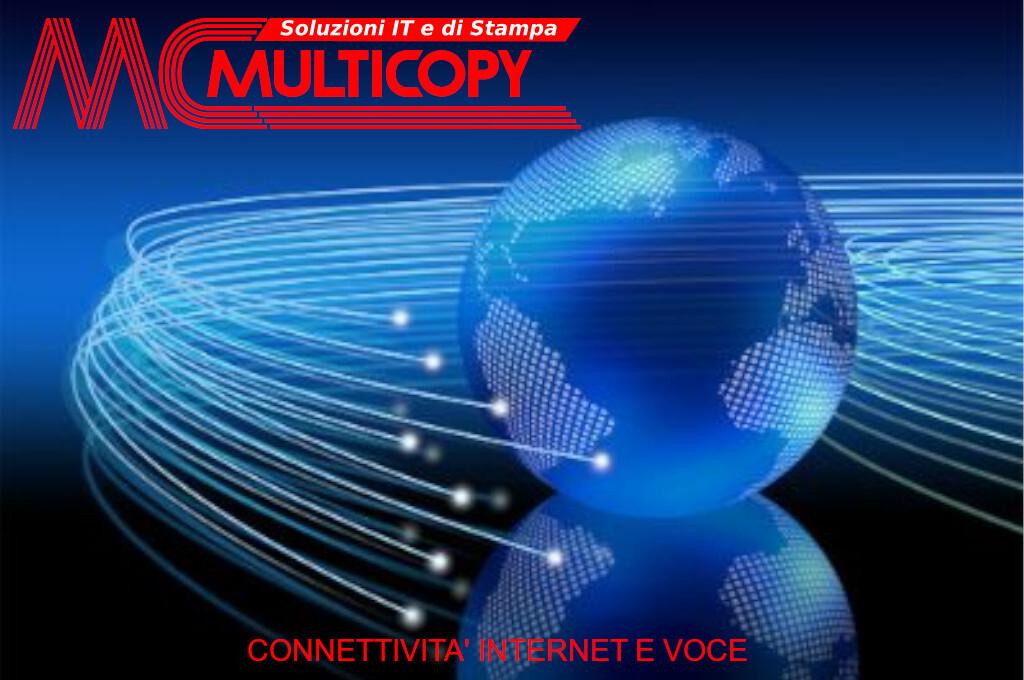 CONNETTIVITA INTERNET E VOCE