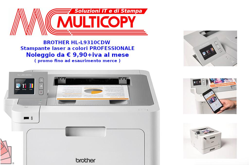 Promo Brother HL-L9310CDW